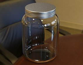 3D print model Pickle Jar