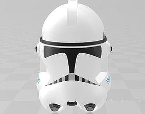 3D printable model Star Wars Phase 2 Clone Trooper Helmet