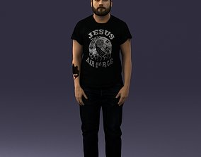 Hipster 0521 3D Print Ready