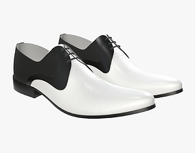 3D Mens classic shoes 07