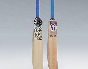 3D Cricket Bat CA