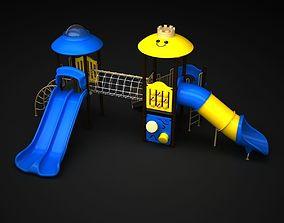 Outdoor Castle outdoor 3D model