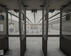 Shooting Range - basement 2 user reviews 3D model