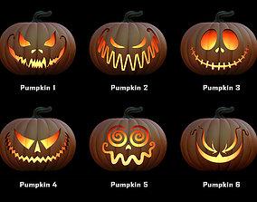 Pumpkin 3D Druck Modelle | CGTrader