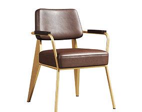 3D modern chair 016