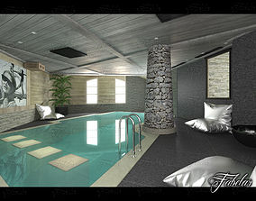 relax 3D Swimming pool
