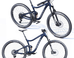 Giant Mountain Bike 3D