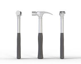 Claw Hammer 3D PBR