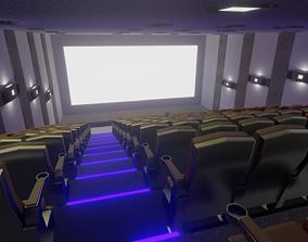 Cinema 3D asset realtime