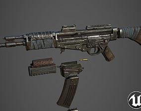 STG-44 3D asset VR / AR ready