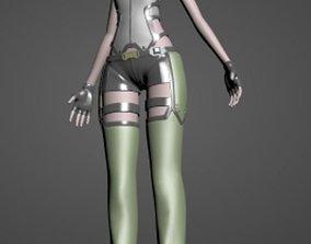 3D Sinon-SAO
