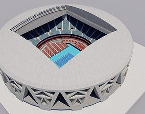 3D model Beijing National Tennis Center