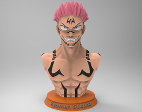 JUJUTSU KAISEN - RYOMEN 3D printable model