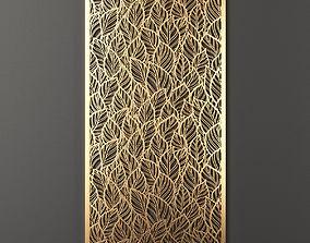 3D model Decorative panel 114