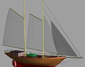 3D print model Schuna Kovalevsky