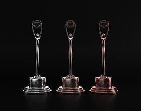 CLIO AWARD 3D model