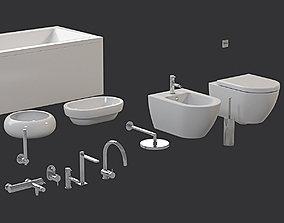 Waterevolution accessories set 3D