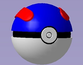 3D printable model Superball
