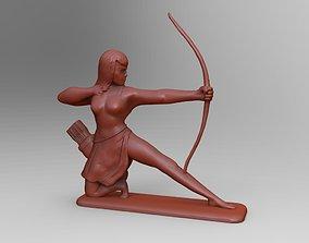 3D printable model Amazon archer