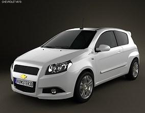 Chevrolet Aveo 3door 2009