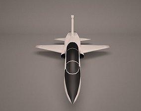 bomber Military Aircraft 3D