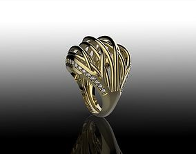 ring RING Crossroads 3D printable model