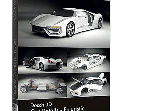 Dosch 3D - Car Details - Futuristic