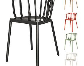 3D Kartell Venice Chair