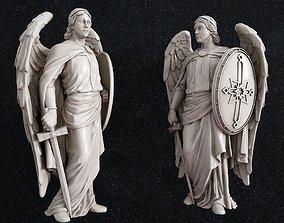 3D print model Archangel Michael icon