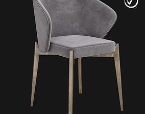Ellen Dining Chair Astele 3D model