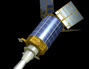 3D DSP Satellite