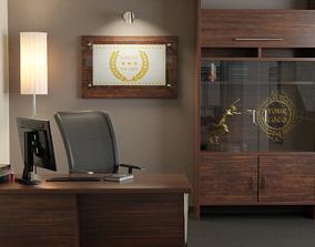 3D model Office Scene