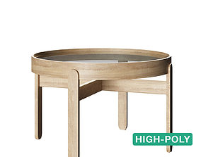 Sidetable - Mirzam - coffeetable 3D