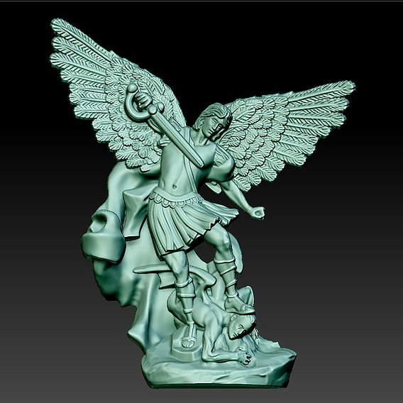 archangel Michael - Low Res