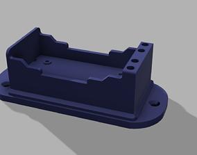 3D print model 18650 Li-Ion charger case
