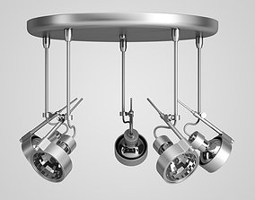 halogen 3D Halogen Lamp Set