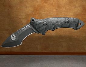 3D model Modern Military Knife