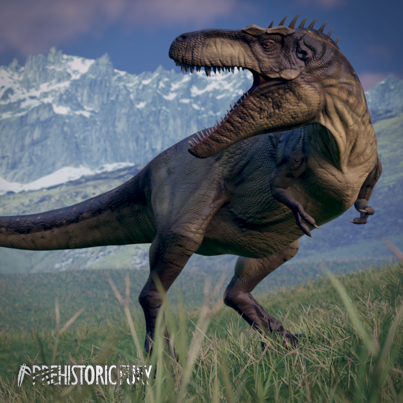 Bistahieversor - Prehistoric Fury