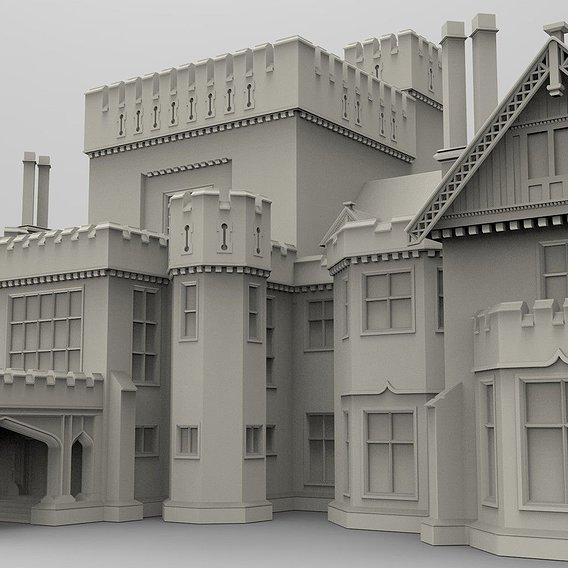 The X-Mansion