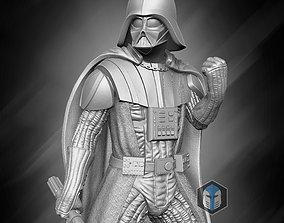 3D printable model Darth Vader Figurine - Vengence