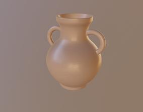 Vase Model 3D asset