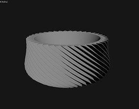 3D Printed Planter Plant Pot Plant Vase 071
