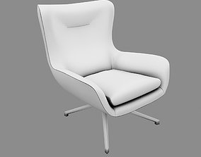 3D Armchair UP seat