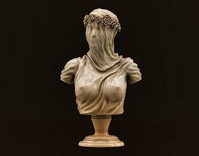 Veiled Lady 3D printable model