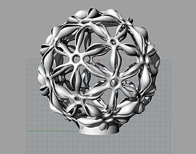 3D print model Flower Lampshade