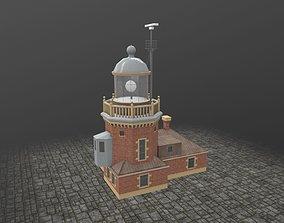 Light House Helsingborg 3D asset