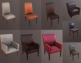 3D asset VR / AR ready Furniture Pack