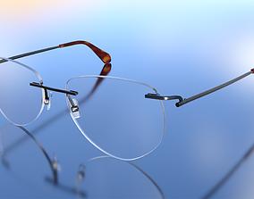 3D model Glasses of MAMA