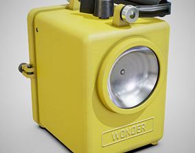 Lamp - Wonder Agral 1950s New 3D asset