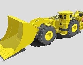 Caterpillar Loader R3000 3D model